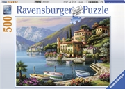 Ravensburger - Villa Bella Vista Puzzle 500pc | Merchandise