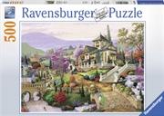 Ravensburger - Hillside Retreat Puzzle 500pc | Merchandise