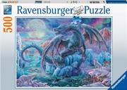 Mystical Dragons 500 Piece Puzzle | Merchandise