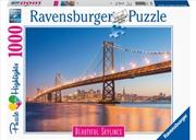 San Francisco 1000 Piece Puzzle   Merchandise