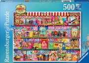 Ravensburger - The Sweet Shop Aimee Stewart 500pc | Merchandise