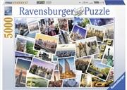 Ravensburger - Spectacular Skyline NY Puzzle 5000pc | Merchandise