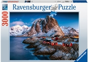 Ravensburger - Hamnoy, Lofoten Puzzle 3000pc | Merchandise