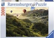 Ravensburger - Grass Landscape Puzzle 3000 Piece | Merchandise