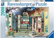 Novel Avenue 2000 Piece Puzzle | Merchandise