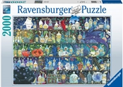 Poisons And Potions 2000 Piece Puzzle | Merchandise