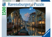 Venician Dreams 1500 Piece Puzzle | Merchandise