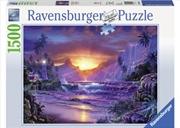 Ravensburger - Sunrise in Paradise Puzzle 1500pc | Merchandise