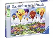Spring Is In The Air 1500 Piece Puzzle | Merchandise