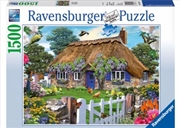 Ravensburger -Howard Robinson Cottage Puzzle 1500pc | Merchandise