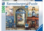 Ravensburger - Passage to Paris Puzzle 1500pc | Merchandise