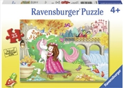 Ravensburger - Afternoon Away Puzzle 35pc | Merchandise