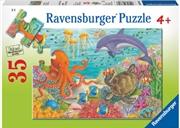 Ocean Friends 35 Piece Puzzle | Merchandise