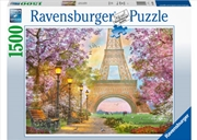 Paris Romance 1500pc | Merchandise