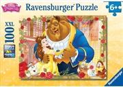 Ravensburger - Disney Belle & Beast Puzzle 100 Piece    | Merchandise