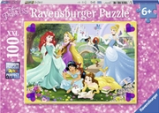 Ravensburger - Disney Princess Collection 100 Piece    | Merchandise