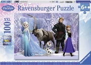 Ravensburger - Disney Realm of the Snow Queen 100pc | Merchandise