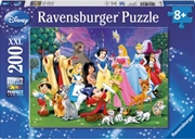 Ravensburger - Disney Favourites Puzzle 200pc | Merchandise
