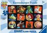Ravensburger - Disney Toy Story 4 Giant Puz 24 Piece Puzzle | Merchandise