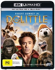 Dolittle - Limited Edition | Blu-ray + UHD | UHD