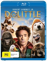 Dolittle | Blu-ray