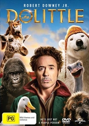 Dolittle | DVD