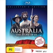 Australia - The Story Of Us (Collector's Edition) | Blu-ray