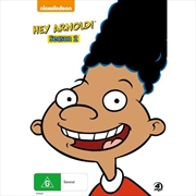 Hey Arnold - Season 2 | DVD