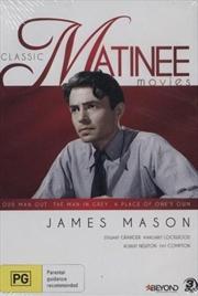 Classic Matinee Movies - James Mason | DVD