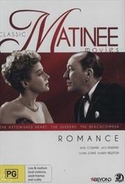 Classic Matinee Movies - Romance | DVD