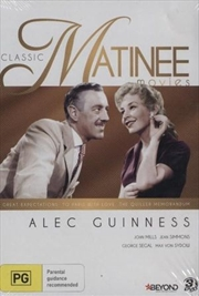 Classic Alec Guinness - Great Expectations, To Paris With Love and The Quiller Memorandum | DVD