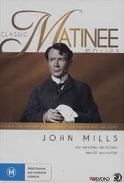 Classic John Mills - O.H.M.S, The History of Mr. Polly and The Singer Not the Song | DVD
