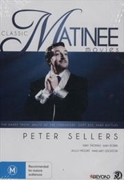 Classic Peter Sellers - Naked Truth, Waltz of the Toreadors and Soft Beds, Hard Battles | DVD