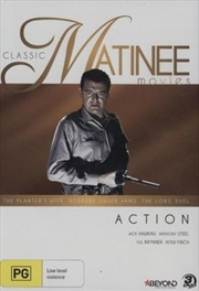 Classic Action - Planter's Wife, Robbery Under Arms and The Long Duel | DVD