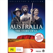 Australia - The Story Of Us (Collector's Edition) | DVD