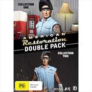 American Restoration Double Pack | DVD