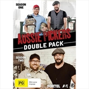 Aussie Pickers Double Pack | DVD