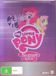 My Little Pony - Friendship is Magic (Collector's Money Tin) | DVD