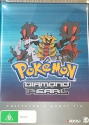 Pokemon Diamond and Pearl (Collector's Money Tin) | DVD