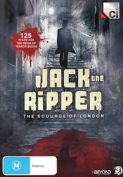 Jack The Ripper - Scourge Of London | DVD