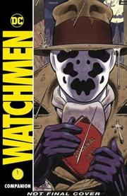 Watchmen Companion   Hardback Book