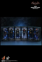 Batman: Arkham Knight - Armory Miniature Set | Merchandise