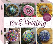 Ultimate Rock Painting Kit | Merchandise