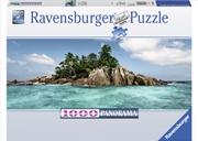 Ravensburger - Private Island in St. Pierre 1000 Piece    | Merchandise