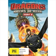 Dragons - Riders Of Berk - Part 2 | DVD