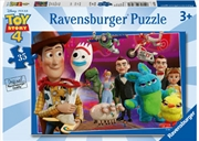 Ravensburger - Disney Toy Story 4 Puzzle 35 Piece | Merchandise