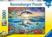 Dolphin Paradise 300 Piece Puzzle | Merchandise