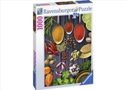 Ravensburger - Herbs and Spices Puzzle 1000pc | Merchandise