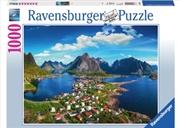 Ravensburger - Lofoten Puzzle 1000pc   Merchandise