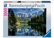 Ravensburger - Most Majestic Mountains Puzzle 1000 Piece Puzzle | Merchandise